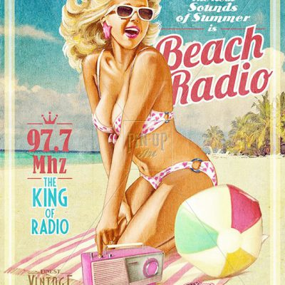 Beach Girl Radio