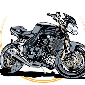 Drawing digital illustration - Adobe Illustrator digital art