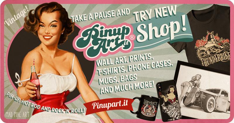 Shop on line!