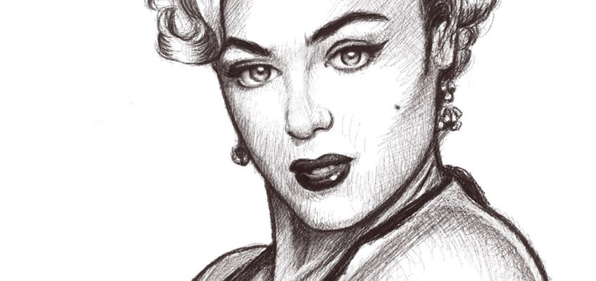 Stefania Ferrario drawing
